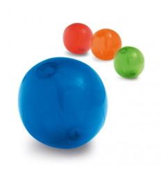 Balón Hinchable Translúcido con logo promocional