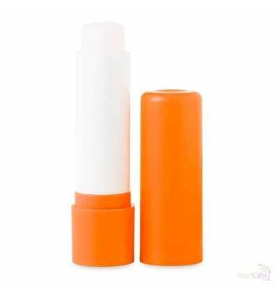 Barra Labial Bálsamo - Color Naranja abierto