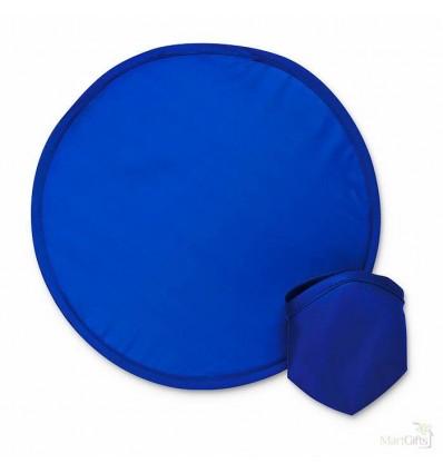 Disco Volador de Nylon - Color Azul