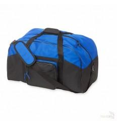 Bolsa de Viaje y Deporte Bandolera Promocional Color Azul