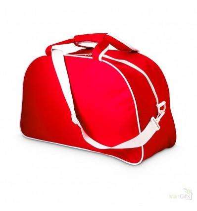 Bolsa de Deporte con Bandolera Merchandising Color Rojo