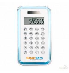 Calculadora Doble Fuente con 8 Dígitos Publicidad