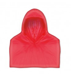 Impermeable Promocional Plegable de Plástico