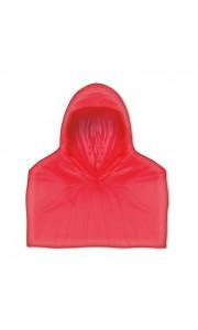 Impermeable Plegable de Plástico
