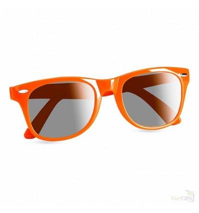 Gafas de Sol Clásicas Color Naranja