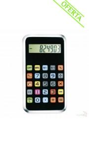 Calculadora de 8 Dígitos Estilo Smartphone