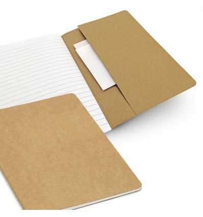 Bloc de Notas de Cartón Reciclado para Logo de Empresa