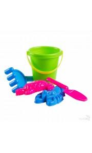 Juego de Playa Para Niños de Plástico