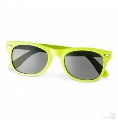 Gafas de Sol Publicitarias para Niños - Color Verde Lima