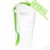 Tupperware Personalizado Verde Lima para Ensaladas - Detalle
