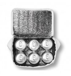 Nevera portátil con capacidad para 6 latas Promocional