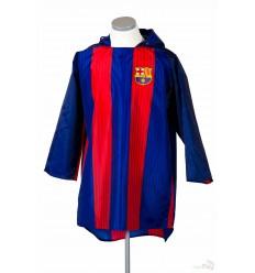 Chubasquero Promocional del Barça con tu Logo