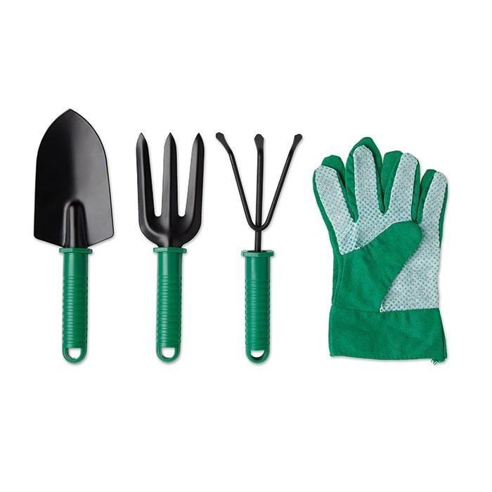 Set de accesorios de jard n con delantal regalo promocional for Accesorios para jardin