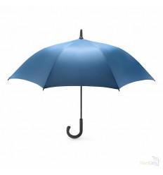 Paraguas para Tormenta Publicitario de Apertura Automática - Color Azul
