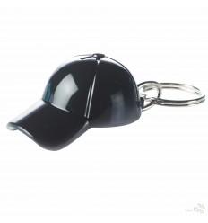 Llavero de Publicidad Gorra Promocional Color Negro