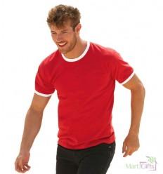 Camiseta Ringer Promocional para Eventos