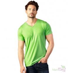 Camiseta Promocional Cuello V para Eventos