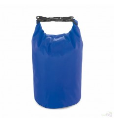 Bolsa Impermeable Estanca con Cinturón Merchandising Color Azul Royal