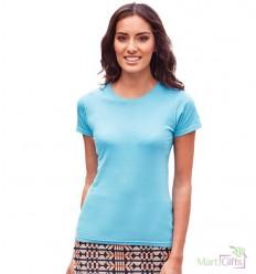 Camiseta Slim T de Mujer Promocional