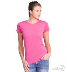 Camiseta HD de Mujer para Campañas Publicitarias
