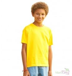 Camiseta Sofspun de Niño Promocional