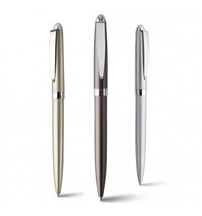 Bolígrafo Promocional Clásico Metálico Merchandising