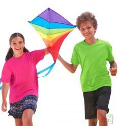 Camiseta Promocional Unisex Infantil para Campañas Publicitarias