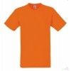 Camiseta Promocional Heavy para Eventos Color Naranja