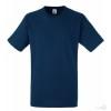 Camiseta Promocional Heavy para Empresas Color Azul Marino