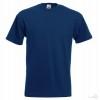 Camiseta Super Premium Promocional de Publicidad Color Marino
