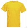 Camiseta Super Premium Promocional Publicitaria Color Girasol
