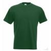Camiseta Super Premium Promocional Merchandising Color Verde Botella