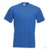 Camiseta Super Premium Promocional Publicidad Color Azul Real