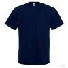 Camiseta Super Premium Promocional Publicitaria Color Marino Oscuro