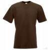 Camiseta Super Premium Promocional Merchandising Color Chocolate