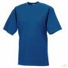Camiseta de Trabajo Resistente Personalizada color Azul Royal