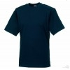 Camiseta de Trabajo Resistente para Empresas color Azul Marino Oscuro