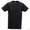 Camiseta Promocional Slim T para Empresas Color Negro