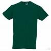 Camiseta Promocional Slim T Personalizada Color Verde Botella