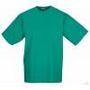 Camiseta Clasica de Publicidad para Eventos Color Esmeralda