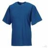 Camiseta Clasica de Publicidad Promocional Color Azul Royal