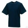 Camiseta Clasica de Publicidad Personalizada Color Azul Marino Oscuro