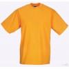 Camiseta Clasica de Publicidad Promocional Color Oro