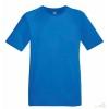 Camiseta Promocional Técnica Transpirante Personalizada Color Azul Real