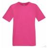 Camiseta Promocional Técnica Transpirante Publicitaria Color Fucsia