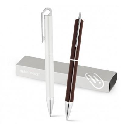 Bolígrafo para Publicidad con Acabado Metálico Promocional