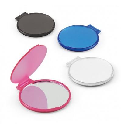 Espejo de Maquillaje Redondo de Plástico para publicidad de empresa