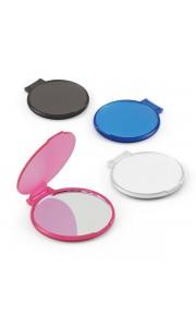 Espejo de Maquillaje Redondo de Plástico