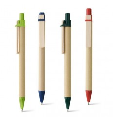 Bolígrafo Personalizado de Papel Craft Regalo Empresa