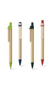 Bolígrafo Personalizado de Papel Craft